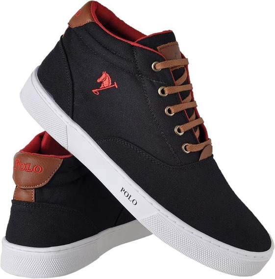 Bota Tênis Polo Joy Original Pronta Entrega!