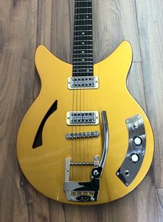 Guitarra Da Marca Exotica Modelo Liverpool By Guitarhelp