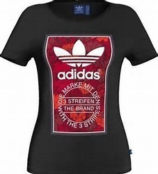 adidas Originals Playera Tongue Slim