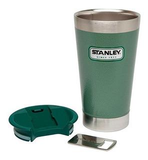 Vaso Térmico Stanley 473ml Vacuum Pint Con Destapador