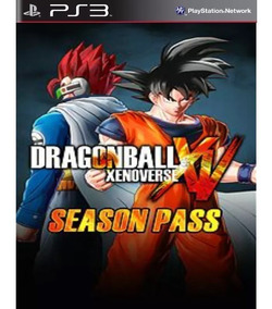 Dlc Dragon Ball Xenoverse Passe De Temporada Ps3 Todas Dlcs