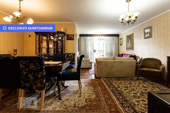Apartamento No 1º Andar Mobiliado Com 3 Dormitórios E 2 Garagens - Id: 892835247 - 135247