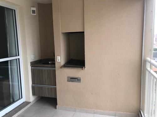 Apartamento Para Venda Em Santo André, Campestre, 3 Dormitórios, 1 Suíte, 2 Banheiros, 2 Vagas - 00319b_1-962038