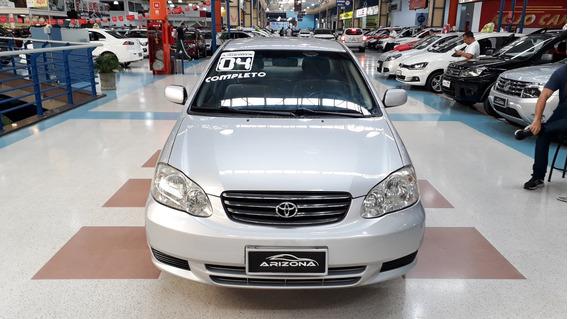 Corolla 1.8 Xei Gasolina 4p Manual 2004/2004