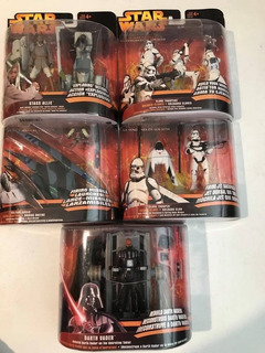 Star Wars Revenge Of The Sith Figuras De Acción