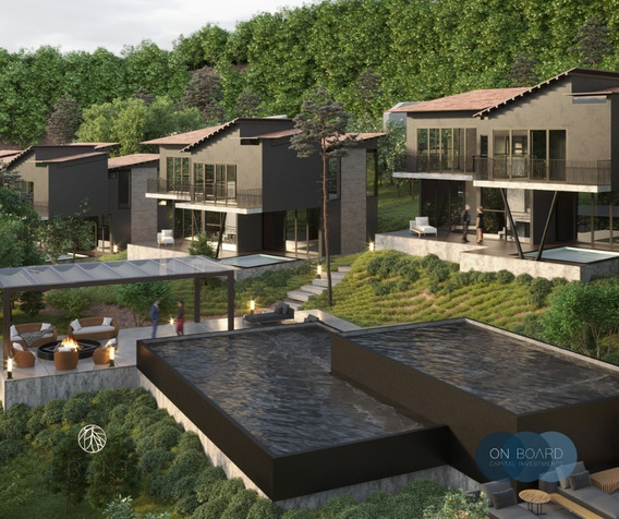 Residencia En Preventa En Copropiedad Del 25% Valle De Bravo