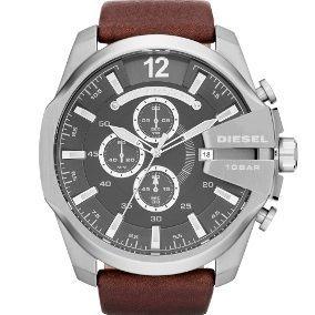 Relógio Masculino Diesel Mega Chief Cronografo Dz42901mi
