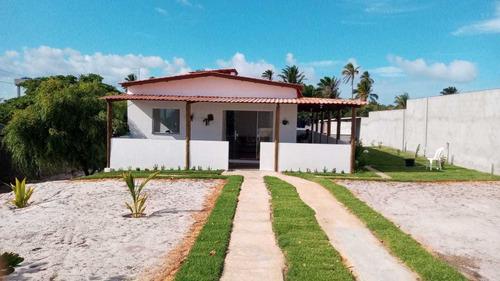 Casa Com 3 Quartos, 80m2, À Venda - Barra Do Jacuípe - Camaçari - 179
