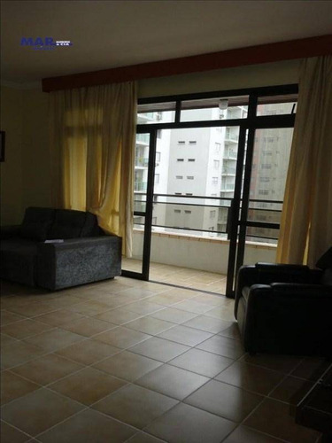 Imagem 1 de 16 de Apartamento Residencial À Venda, Barra Funda, Guarujá - . - Ap9203