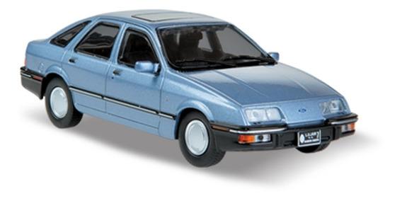Autos Inolvidables Años 80/90 N° 2 Ford Sierra Ghia (1984)