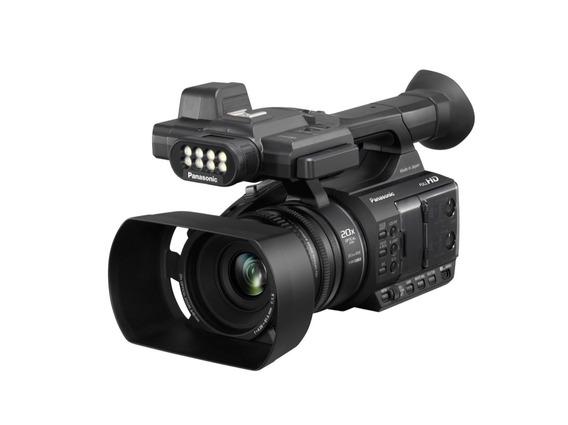 Filmadora Panasonic Ag Ac30 Ac 30 Full Hd