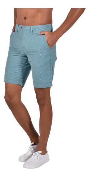 Shorts Classi Fit Tommy Hilfiger Verde Mw0mw06121398 Hombre