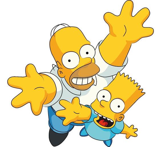 100 Imagenes + Plantillas Para Tazas De Los Simpsons
