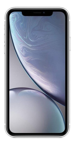 Celular Smartphone Apple iPhone Xr 128gb Branco - 1 Chip