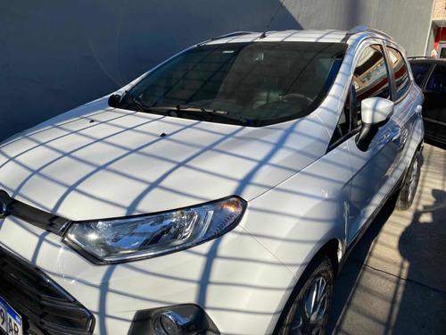 Ford Ecosport 2.0 Titanium 1100000 Y Cuotas O Permuto