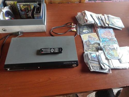 Reproductor Dvd Sanyo Modelo 9309a Con 70 Cd Aprox.