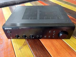 Amplificador Pioneer A-303, Dos Canales