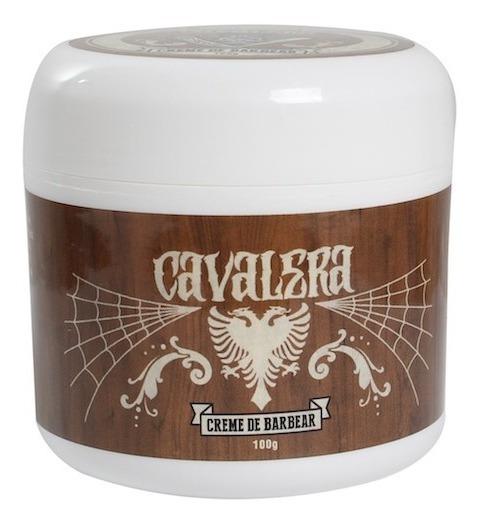 Creme Barbear Cavalera 100g