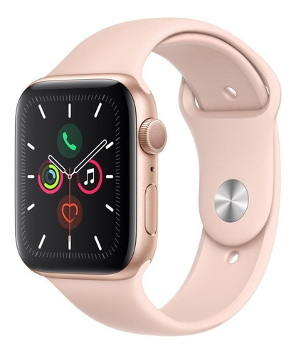 Apple Watch Series 5 44mm Gps Garantia Apple 1 Ano