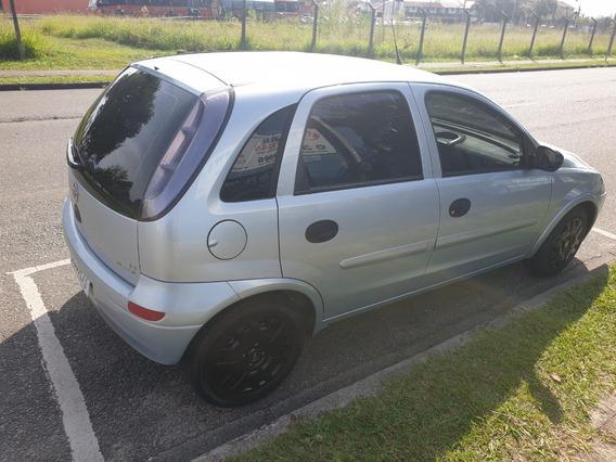 Chevrolet Corsa 1.4 Econoflex 5p 2010 Completo Placa Nova