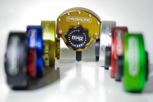 Imagem 1 de 1 de Maxracing Amortecedor De Direção Suzuki Gsx S1000a