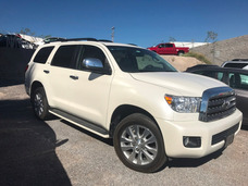 Toyota Sequoia 5.7 Plinum V8 At