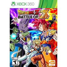 Dragon Ball Z Battle Of Z Xbox 360 Original Midia Fisica