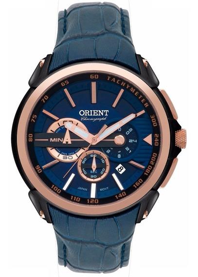 Relógio Orient Masculino Cronógrafo Mtscc029 D1dx