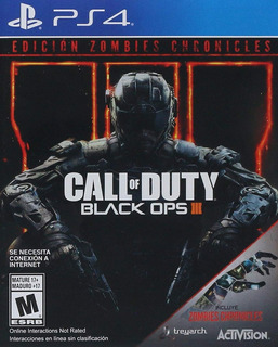 Black Ops 3 Zombies Chronicles En Español Ps4 (en D3 Gamers)