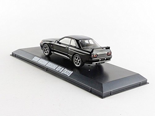 Nissan Skyline Gt R32 Negro Pelicula Fast And Furious