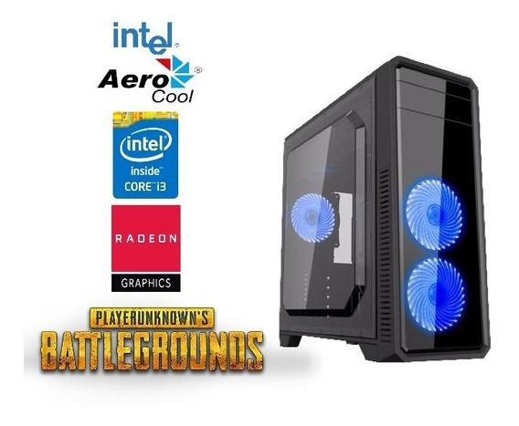 Pc Gamer Core I3 Hd 500gb 4gb Ram Placa De Video 2gb