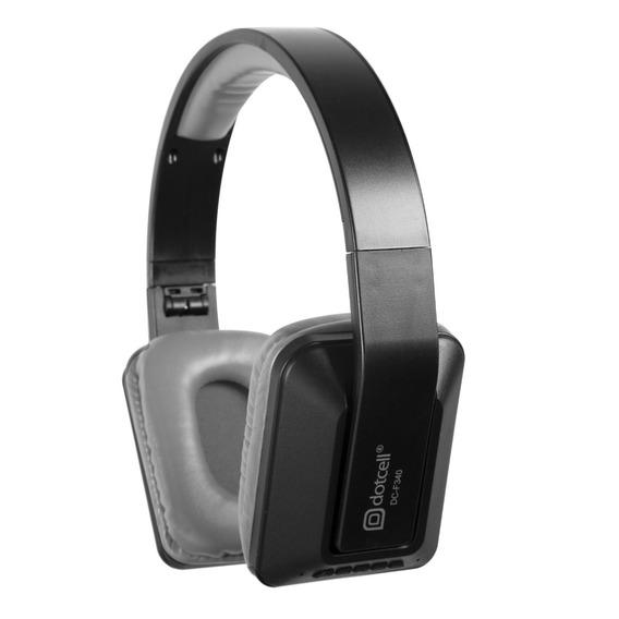 Fone De Ouvido Bluetooth 20khz Super Bass Durável Cinza