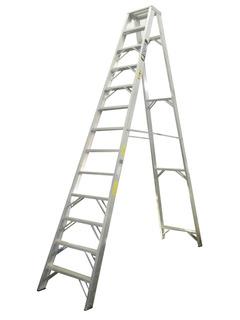 Escalera Aluminio Tijera 13 Pasos / 4.00 Metros 136 Kg