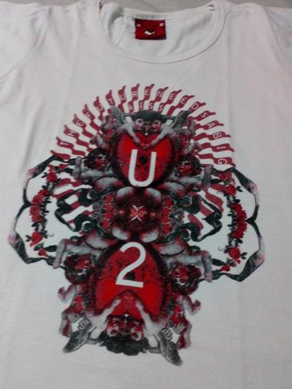 Remera U2 - Mujer - 360 Tour