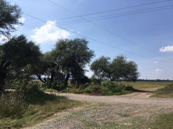 Macrolote De 200 Ha Con Vías Férreas A 10 Kms Del Aeropuerto Int. De Querétaro