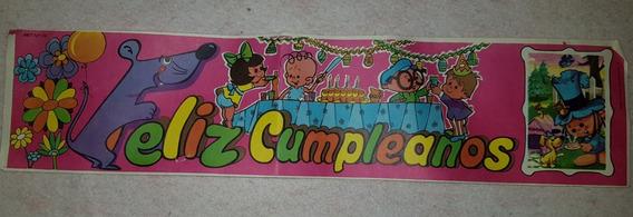Hijitus Oaky Poster Garcia Ferre Cotillón Años 70s