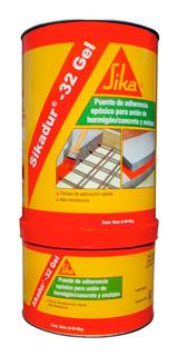 Sikadur 32 Gel 1kg Puente De Adherencia P/hormigon Y Mortero