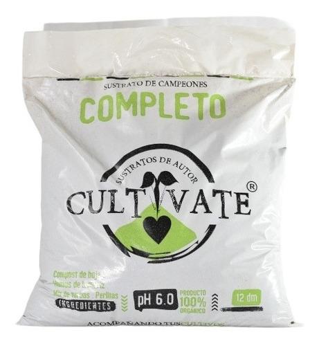 Sustrato Cultivate Completo 12l - Growcity