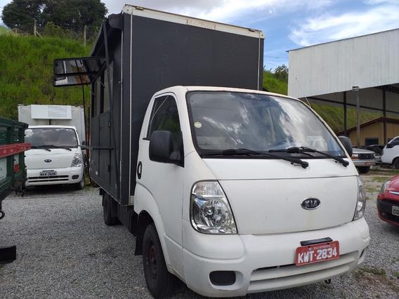 Kia Bongo K 2500 Turbo Food Truck