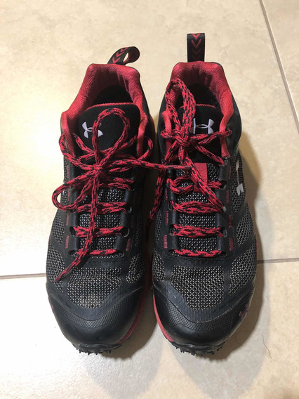 Zapatos Mujer Underarmour Impermeables Talla 6