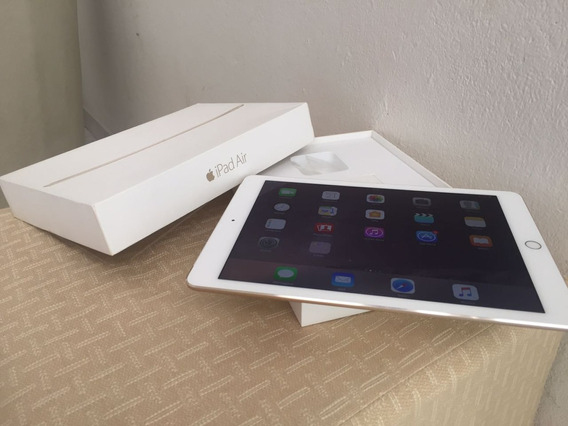 iPad Air 2 64gb Gold Wifi + Cellular