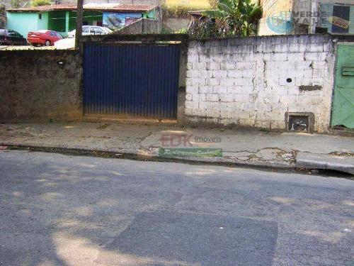 Imagem 1 de 1 de Terreno Residencial À Venda, Putim, São José Dos Campos. - Te0577