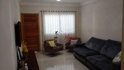 Imagem 1 de 15 de Sobrado Com 2 Dormitórios À Venda, 100 M² Por R$ 735.000,00 - Jardim Maristela - São Paulo/sp - So0909