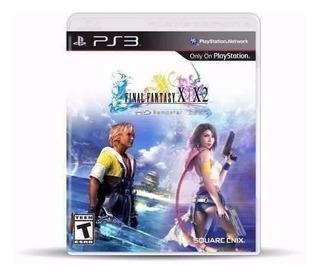 Final Fantasy X / X-2 Hd Ps3 Nuevo Y Sellado
