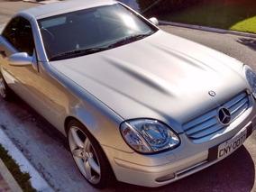 Mercedes Slk230 1997 Kompressor Conversível 2.3 193cv Zerada