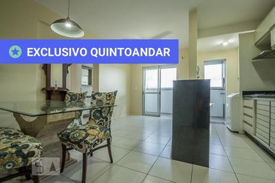 Apartamento No 10º Andar Mobiliado Com 2 Dormitórios E 1 Garagem - Id: 892906832 - 206832
