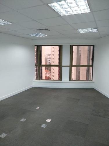 Imagem 1 de 11 de Conjunto À Venda, 180 M² Por R$ 1.060.000 - Chácara Santo Antônio (zona Sul) - São Paulo/sp - Cj2069