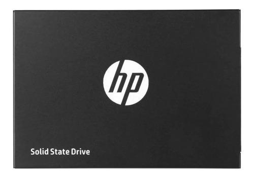Imagen 1 de 3 de Disco sólido interno HP S700 6MC15AA 1TB negro