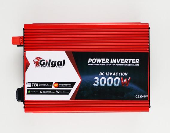 1 Inversor Com Defeito 3000w Gilgal