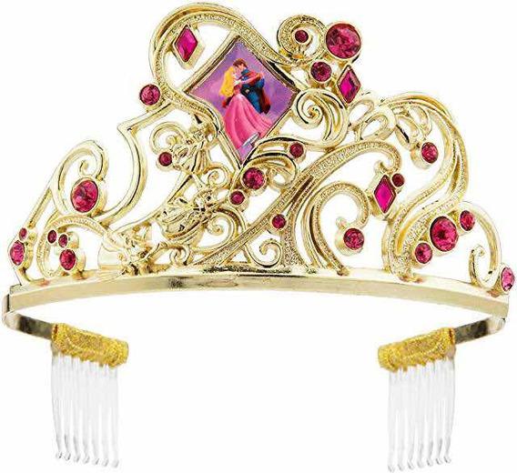 Tiara Corona Princesa Aurora Original De Disney Store
